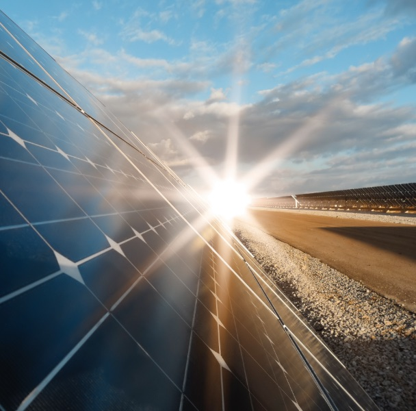 Imagen placa solar
